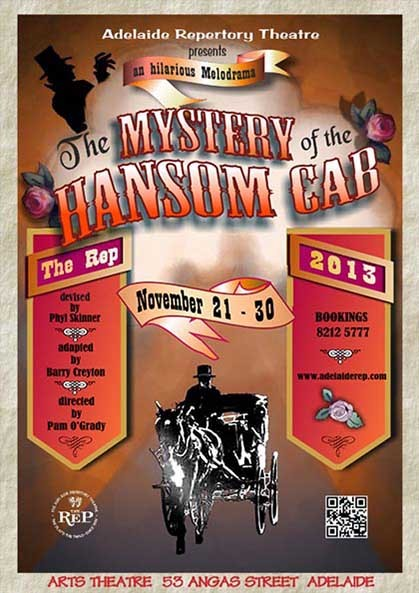 Mystery of the Hansom Cab